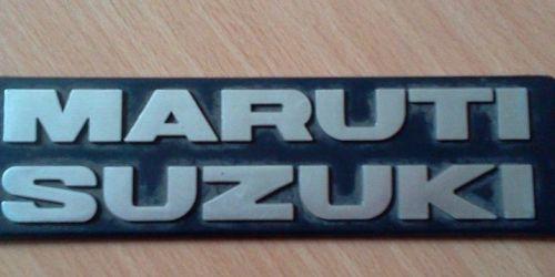Suzuki Maruti embléma, felírat, logó 86831-78120  Ft/db 1900Ft